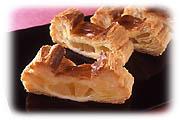アップルパイ。 ダルトワ[dartois] (仏) と呼ばれていた。