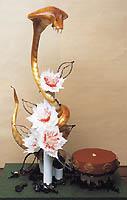 2003年第8回 Coupe du Monde de la Pâtisserie 日本国内選考会第1位作品 製作/野島 茂氏