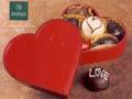 ノイハウスの バレンタイン商品